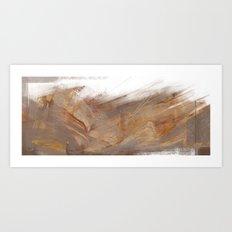 PETRA II Art Print