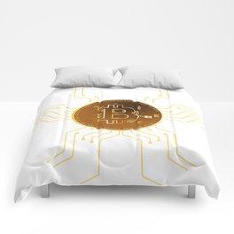 Crypto coin - Bitcoin Comforters