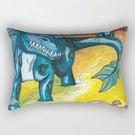 Chimaka Culture #1 Rectangular Pillow