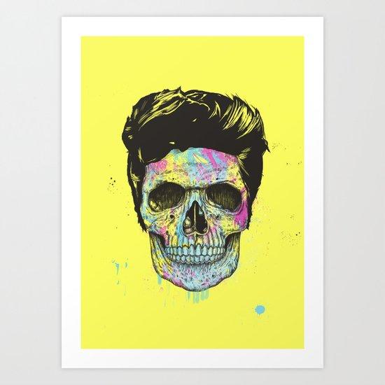 Color your death Art Print