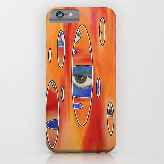 Self Portrait #5: Gazing Ball iPhone & iPod Case