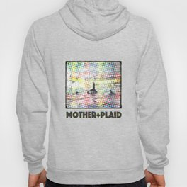 MOTHER+PLAID Hoody