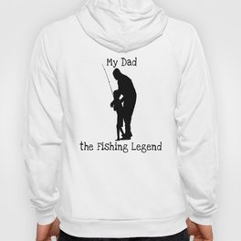 Fishing Fathers Day Hoody
