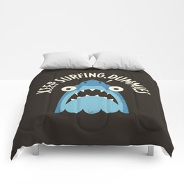 Great White Snark Comforters