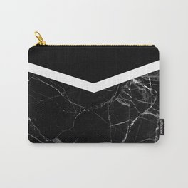 Glam Marble Carry-All Pouch