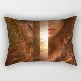 Firebolt Rectangular Pillow