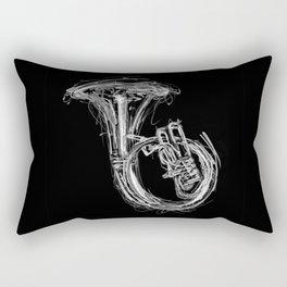 Sousaphone I Rectangular Pillow