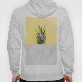 Pineapple and marble Hoody