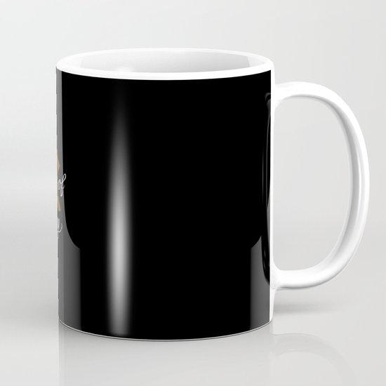 The Hard Work of Just Doing it. Mug