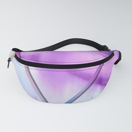 Floating Triangle (abstract art) Fanny Pack