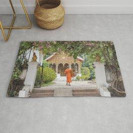 Luang Prabang Monk Rug