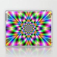 Star in Neon Lights Laptop & iPad Skin