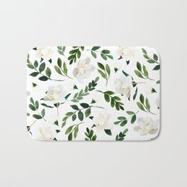 Magnolia Tree Bath Mat