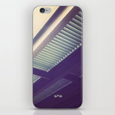 Underbelly. iPhone & iPod Skin