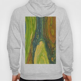 The Excavation of a Luminous Chamber (Enchanted Chemical Abyss) Hoody