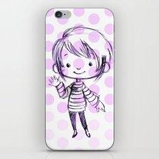 Chibi Momo iPhone & iPod Skin