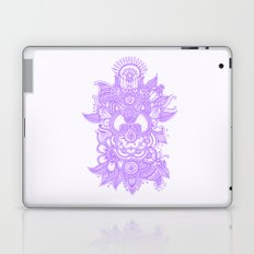Purple Henna Laptop & iPad Skin