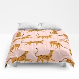 Leopard pattern Comforters