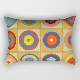 Kandinsky #26 Rectangular Pillow