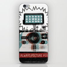 picture perfect iPhone & iPod Skin