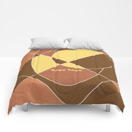 Cape Town Mosaic Comforters