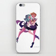 Uranus and Neptune iPhone & iPod Skin