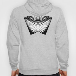 Spiked Palm Hoody