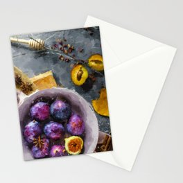 Afternoon Bliss Stationery Cards