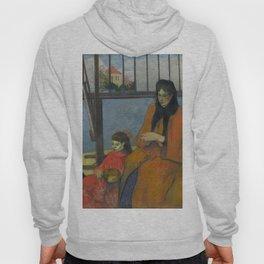 """Paul Gauguin """"La Famille Schuffenecker"""" Hoody"""