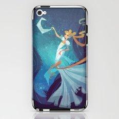 Serenity on the Moon iPhone & iPod Skin
