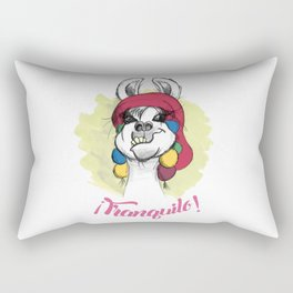 Tranquilo Rectangular Pillow
