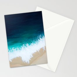 Sea Below Stationery Cards