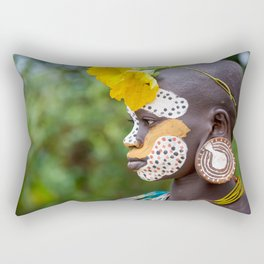 Suri Nature Rectangular Pillow