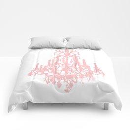 Crystal fading Comforters