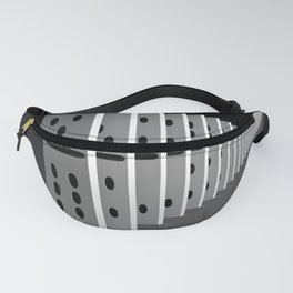 domino effect Fanny Pack