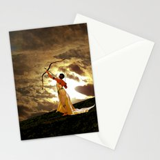 The Far Side of Midnight Stationery Cards