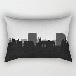 City Skylines: Limerick Rectangular Pillow