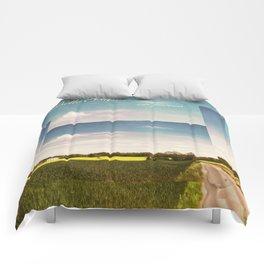 Belle France, en pièces Comforters
