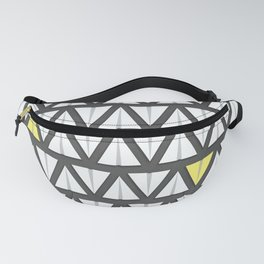 Paper Airplane Fanny Pack