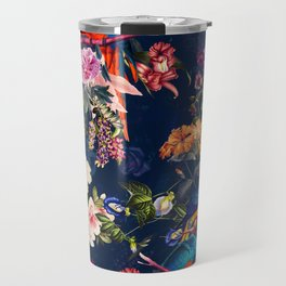 FLORAL AND BIRDS XII Travel Mug