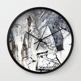 Skate or Pie! Wall Clock
