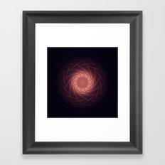 Birth of a soul Framed Art Print