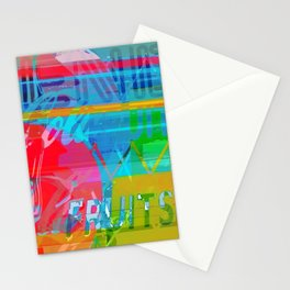 Pender Grocery Stationery Cards