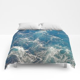 Churning Waters Comforters