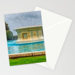 Tom Parker Fountain Stationery Cards