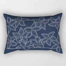 Stranger Demoflowers Rectangular Pillow
