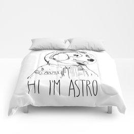 Hi I'm Astro - Killmama Comforters