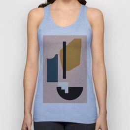 Shape study #2 - Lola Collection Unisex Tank Top