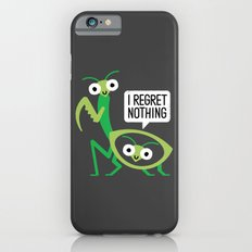 When a Mantis Loves a Woman iPhone 6s Slim Case