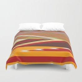 American Native Pattern No. 134 Duvet Cover